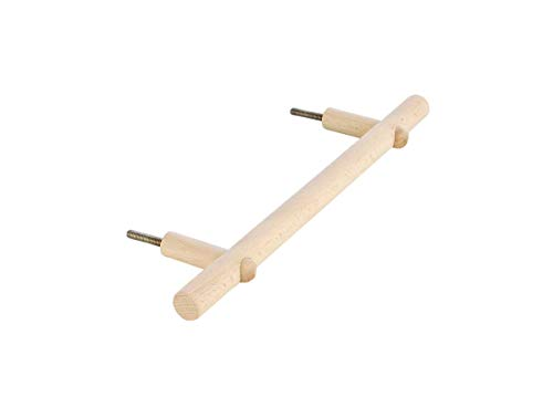 eliga Türgriff-Set Holz/Holz