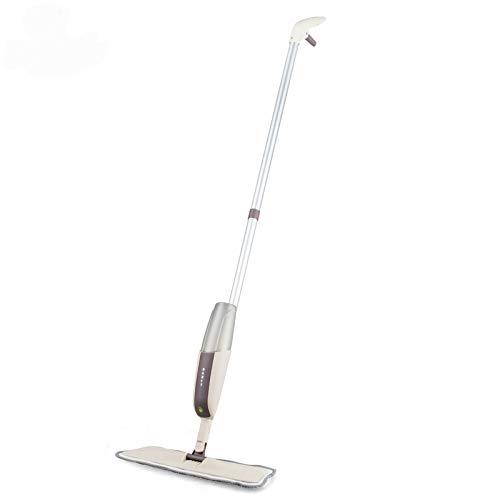 Fgvbwe4r mop per la pulizia di pavimenti in microfibra con panno lavabile in microfibra