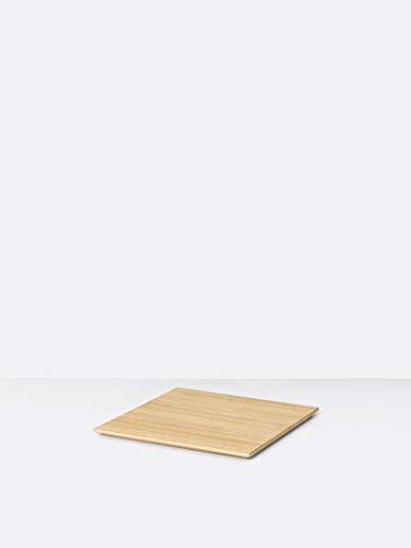 Ferm Living - Holz-Tablett Eiche für Plant Boxen -