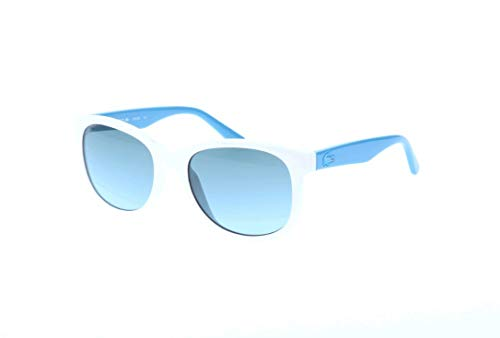 Lacoste Unisex-Erwachsene L3603S Sonnenbrille, Weiß, 48