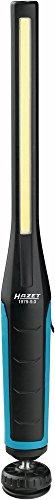 Hazet LED Slim Light (zwei Lichtquellen bis max. 560 Lumen, stufenlos regulierbar, schlankes Design, integrierter Akku) 1979-9.0 Schlankes Design