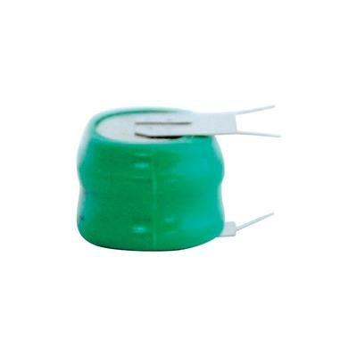 Pile-bouton rechargeable NiMH 2.4 V Emmerich 120 H, broche à souder 170 mAh 1 pc(s)