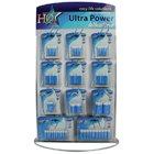 HQ Thekendisplay 800 Alkaline Batterien, ALK-DISPL01