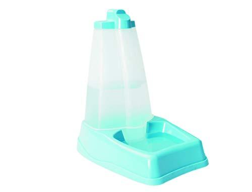 Nobby 79691 Water Store Wasserspender 3 L, Sortiert (hellblau/blau/dunkelblau)