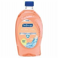 Softsoap Antibacterial Hand Soap with Moisturizers Refill, Crisp Clean, 32 oz - 2pc by Softsoap