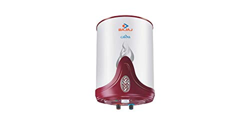 Bajaj Caldia 10-Litre Storage Water Heater (White)