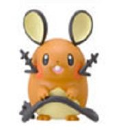 Preisvergleich Produktbild Furuta Choco Egg Party Pokemon X.Y Figure~#06~702 Dedenne~30mm