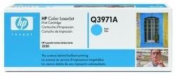 HP Color Laserjet 2840 (Q3971A) Original Toner von HP - Blau/Cyan / ca. 2.000 Seiten