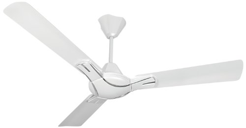 Havells Nicola 900mm 68-watt Ceiling Fan (silver And Chrome)