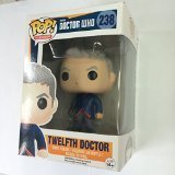 Limited Edition 12th Doctor with Spoon (Doctor Who) Funko Pop! Vinyl Figure