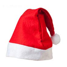 Evisha Santa Claus/Christmas/X-Mass Caps (12 caps)
