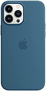 Apple Silicone Case with MagSafe (for iPhone 13 Pro Max)