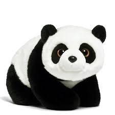 Softies® Finest Panda soft toys for girls, Kids, Infants, Babies. (Large)