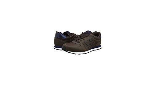 New Balance Herren Gm500 Sneaker Brown