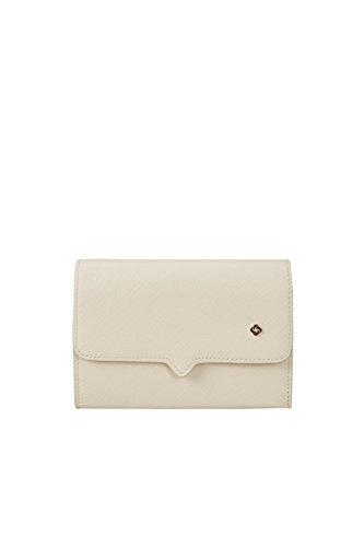 SAMSONITE Miss Journey SLG - Wallet for 12 Credit Cards + Zip Extension Medium Kreditkartenhülle, 0 Liter, Stone -