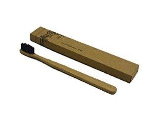 ABCMOS Zahnbürste süße umweltfreundliche natürliche Holzbürste antibakterielle Massagegerät Reinigungswerkzeuge für erwachsene Kinder