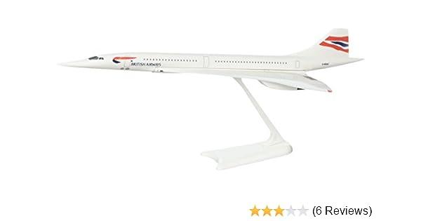 Sky Marks SKR106-1//250 SCALE PLASTIC BRITISH AIRWAYS CONCORDE MODEL AIRCRAFT