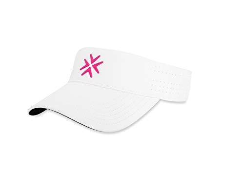Callaway Damen Women´s Opti -Vent Visor Visier, Weiß (Blanco 5219130), One Size (Herstellergröße: Única) - Womens Visor