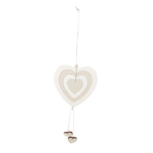 21t21hlyuRL. SS500  - Y56 Christmas Wooden Four-Layer Hollow Pendant Creative Cute Hanging Pendant