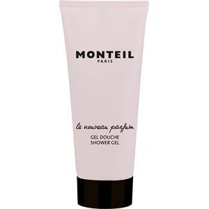Monteil Paris LE NOUVEAU PARFUM - Gel Douche 200 ml / Duschgel