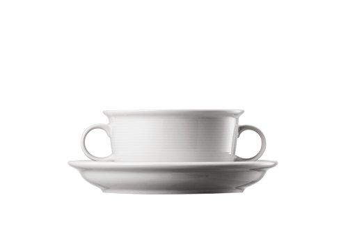 Rosenthal 11400-800001-10448 Tasse à Soupe Chine, Blanc, 41,6 x 28 x 16 cm