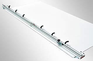 Sigma Fliesenschneider | Fliesen Schneider | 206 mm | 1560 mm | Fliesenschneidemaschine | Schneidmaschine | Für Profi & Heimwerker (1560 mm)