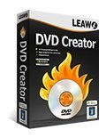 Leawo DVD Creator WIN Vollversion (Product Keycard ohne Datenträger) - Lebenslange Lizenz-