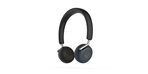 Libratone LP0030000EU5002 Q Adapt drahtloser Active Noice Cancelling On-Ear Kopfhörer (Bluetooth, 4-stufiges ANC, Touchbedienung) stormy schwarz - 4