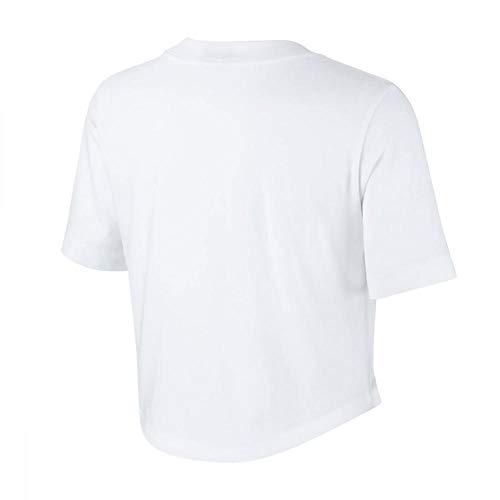 7187fbf5ec7f17 Nike Swoosh Cropped - Women T-Shirts