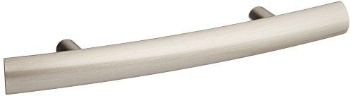 Liberty Nickel-knöpfe (Brainerd (/Liberty HDW p22667C-sn-u6handgemacht 7,6cm Arch Pull, Satin Nickel)