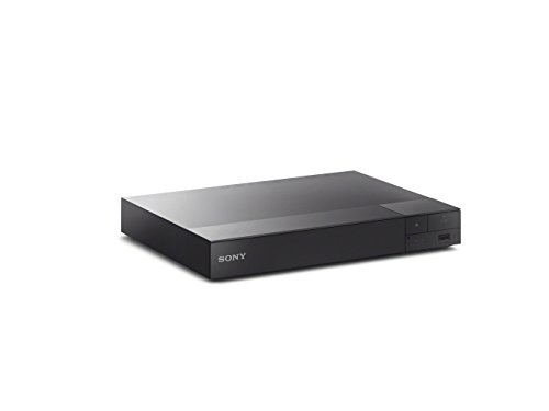 Sony BDP-S6500 Blu-Ray and DVD Player with Super Quick Start, 3D, Super Wi-Fi and 4K Upscaling - Black