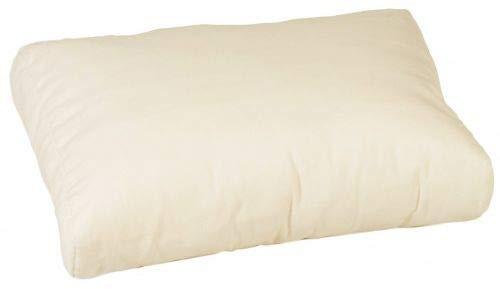 beo Rattan Lounge Rückenkissen Seitenkissen Polster 60 x 40 cm ca. 20 cm dick beige AU01 (60 X 40 Tischdecke)