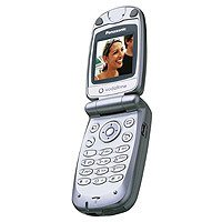 Panasonic X60 Handy DualBand GSM 900 / 1800 GPRS silber Panasonic Handy