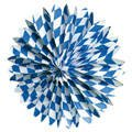 Amscan-4130-Eventail en papel colgante de fiesta de la cerveza-diámetro 50cm ignifugé