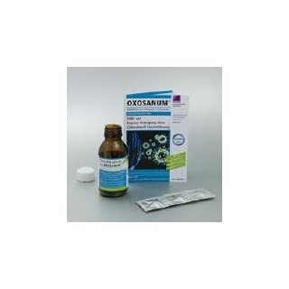 OXOSANUM-8 Set für 2x100 ml 0,4% Chlordioxid