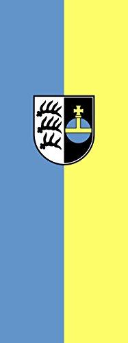 magFlags Drapeau Backnang | portrait flag | 6m² | 400x150cm