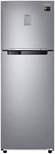 Samsung 275L 3 Star Inverter Frost Free Double Door Refrigerator (RT30T3743S9/HL, Refined Inox, Convertible)