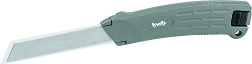 kwb Dämmstoffmesser 015710 (Wechselbare Klinge, 140 mm Schneide)