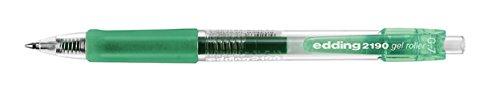 edding Gelroller edding 2190 gel roller, 0,7 mm, grün