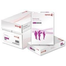 Xerox Performer A4 Paper 80gsm ( 210mm x 297mm) - 20,000 Sheets (8 Boxes)