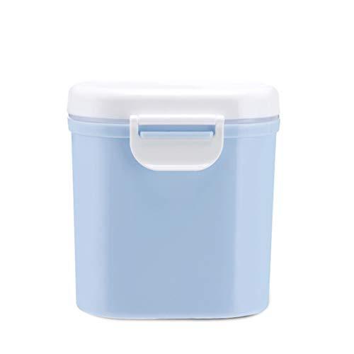 Tragbare Outdoor-Großraum-Baby, Kleinkind-Milchpulver versiegelt Aufbewahrungsbox Tank Organizer Container erhalten Box (Milchpulver-box)