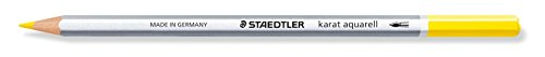Staedtler 125-1 – Lápices, color amarillo