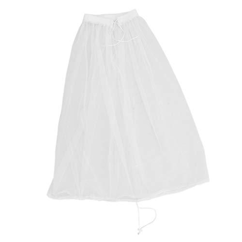 F Fityle Abendkleid und Brautkleid Petticoat Krinoline Reifrock Unterrock für jede Formale Anlässe