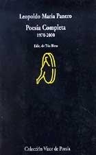 Poesía completa. 1970-2000 (Visor de Poesía) por Leopoldo María Panero