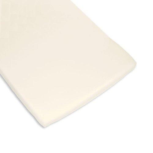 BOLIN BOLON 1623803018200 - Coprimaterasso per culla, 100% cotone, colore: Beige