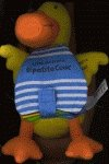 Libro mascota el patito cuac (Libros Mascota/ Mascot Books) por Aa.Vv.