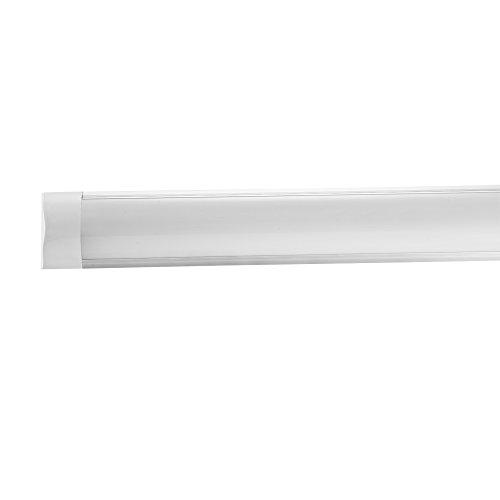 Drei Licht-wand-streifen (60cm LED-Deckenleuchte Schrank-Licht,LED-Streifen-Licht Super helles,Supermarktbeleuchtung für Schrank, 3 Modi LED Küchenleuchte Warmweiß 3000K)