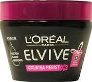 Elvive Arginina Resist X3 Maschera Al Siero Rinforzante 300 ml