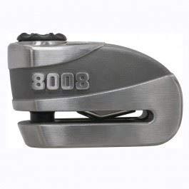 Abus 79270 Disc Brake Lock, Gray, 16