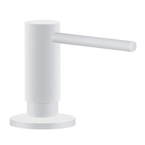 Franke 119.9547.905Active SM-Dispensador de jabón, color blanco mate